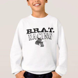 B.R.A.T.  EMBALLANT le sweatshirt personnalisable