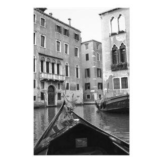 B&W Venise 3 Papeterie