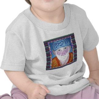 BABA de SAI de paix de guérisseur de professeur de T-shirt