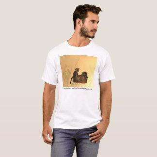 Babouins de bébé de mère - la faune Monkeys des T-shirt