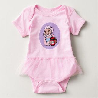 Baby Ballerina Body, Rosa Body