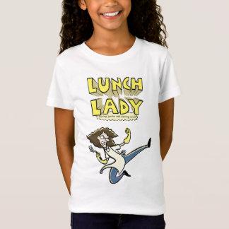 Babydoll de déjeuner de Madame Girl's T-Shirt