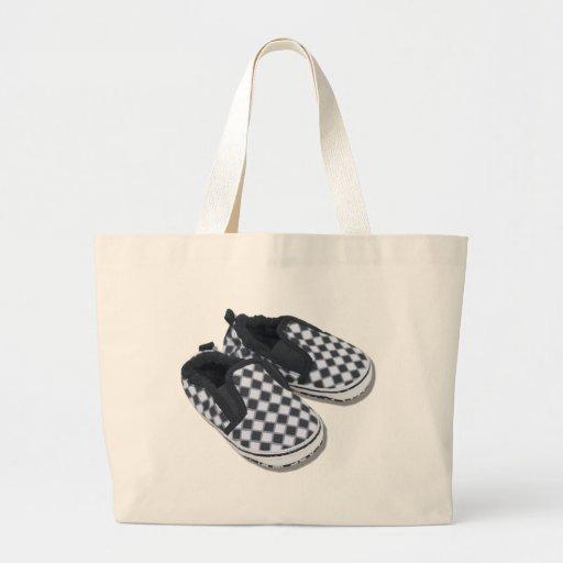 BabyRacingShoes101610 Sacs En Toile