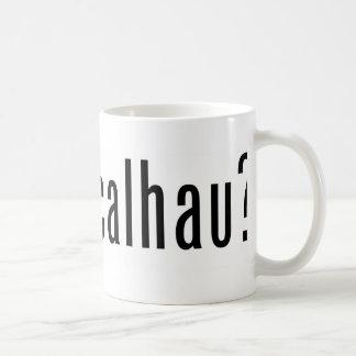 bacalhau obtenu ? mug