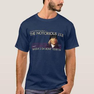 """Bach le """"baroque 2 DA désossent"""" la visite T-shirt"""