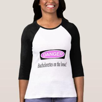 Bachelorettes sur le lâche t-shirt