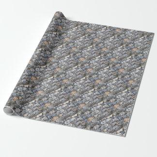 Backgound des pierres naturelles comme mur papier cadeau noël