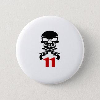 Badge 11 conceptions d'anniversaire