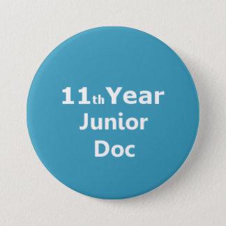 Badge 11ème Insigne junior de docteur d'année