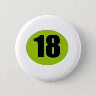 Badge 18ème Anniversaire