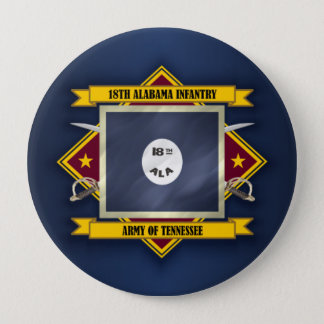 Badge 18ème Infanterie de l'Alabama