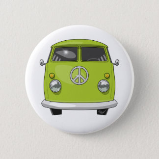 Badge 1960 Van hippies