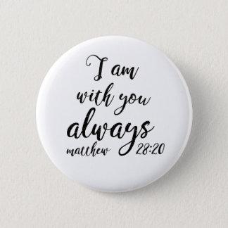 Badge 28:20 de Matthew