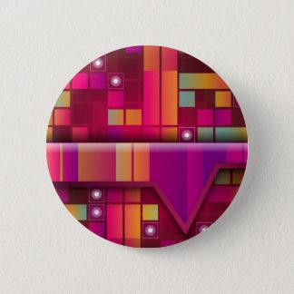 Badge #2 abstrait