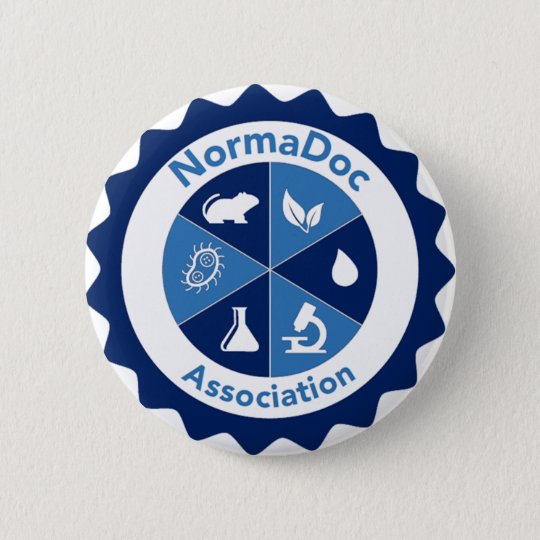 Badge 5,2 cm - NormaDoc association