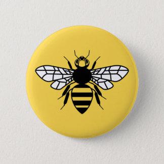 Badge Abeille de Manchester