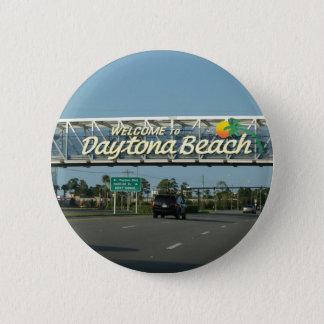 Badge Accueil à Daytona Beach