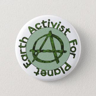Badge Activiste de la terre