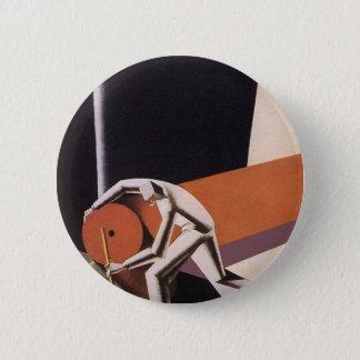 Badge Affaires vintages, tissus d'art déco et textiles