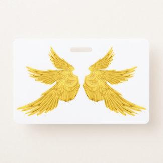 Badge Ailes d'or de Falln Arkhangel