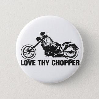 Badge aimez thy couperet
