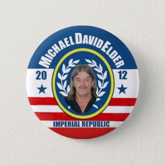 Badge Aîné de Michael David pour le président 2012