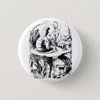 Badge Alice dans l'insigne du pays des merveilles