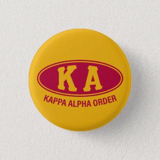 Badge Alpha cru de l'ordre | de Kappa