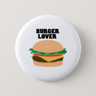 Badge Amant d'hamburger