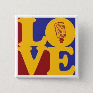Badge Amour d'expédition