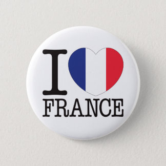 Badge Amour v2 de la France