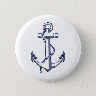 Badge Ancre nautique