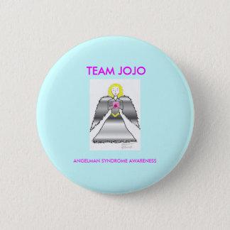 Badge ange de jojos, ÉQUIPE JOJO, SYNDROME d'ANGELMAN