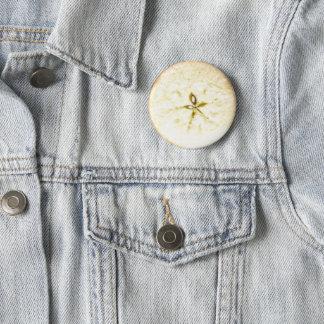 Badge Apple découpent l'insigne en tranches