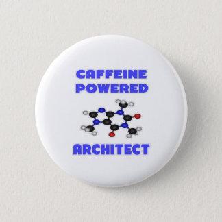 Badge Architecte actionné par caféine