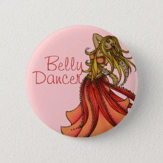 Badge Art de danseuse du ventre