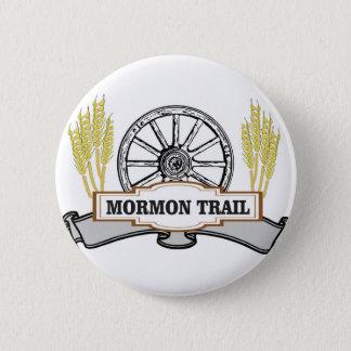 Badge art mormon de traînée
