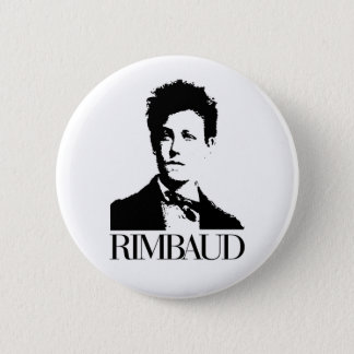 Badge Arthur Rimbaud