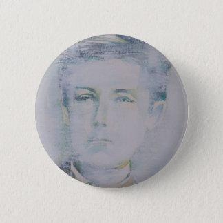 Badge ARTHUR RIMBAUD - aquarelle portrait.5