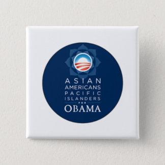 Badge Asiatique de bouton