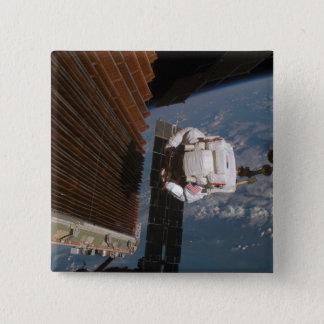 Badge Astronaute