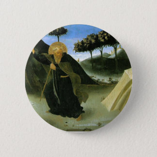Badge ATF Angelico- St Anthony tenté par un morceau d'or