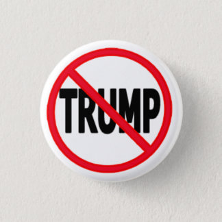 Badge Aucun bouton d'atout (petit)