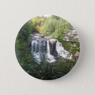Badge Automnes de Blackwater, la Virginie Occidentale