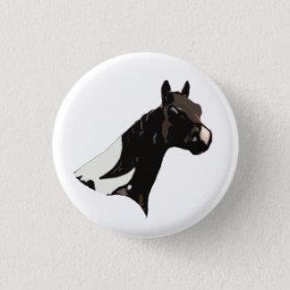 Badge Aviateur le bouton courant de cheval