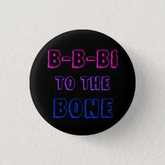 Badge B-B-Bi à l'insigne d'os