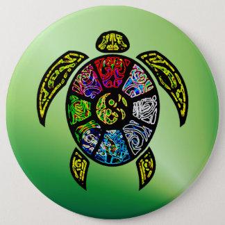 Badge Ba-Gua de tortue