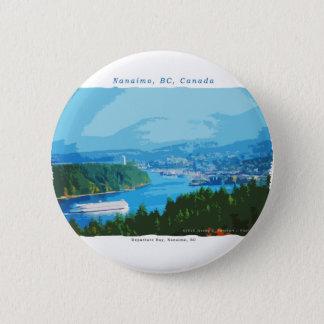 Badge Baie de départ, Nanaimo, AVANT JÉSUS CHRIST