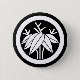 Badge Bambou avec la racine en cercle