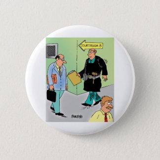 Badge Bande dessinée de juge